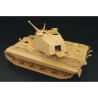 Hauler kit d'amelioration HLX48138 Pz.Kpfw.VI, ausf.B King Tiger pour kit Tamiya 1/48
