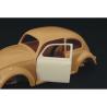 Hauler kit d'amelioration HLX48158 Porte ouverte de Volkswagen type 82E pour kit Tamiya 1/48