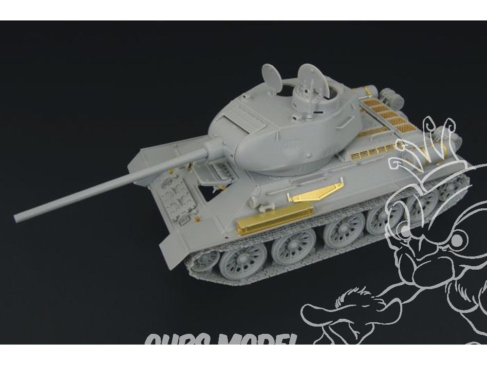 Hobby Boss 1//48 T-34//85 modèle 1944 aplati tourelle # 84807