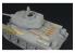 Hauler kit d'amélioration HLX48151 T-34/85 1944 Tourelle aplatie pour kit Hobby Boss 1/48