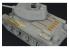 Hauler kit d'amélioration HLX48153 T-34/85 1944 Tourelle à joint d'angle pour kit Hobby Boss 1/48