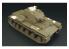 Hauler set de conversion HLX48142 Pz.Kpfw KV-I 753 ( r ) pour tous kit 1/48