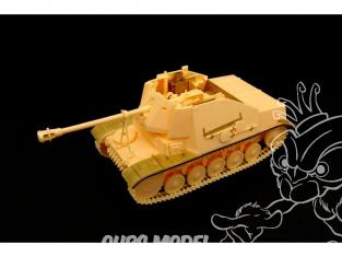 Hauler kit d'amelioration HLH72048 Panzerjäger Marder II pour kit MK72 1/48