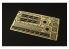 Hauler kit d'amelioration HLH72057 M1A1 (HA) Abrams pour kit Revell 1/48
