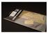 Hauler kit d'amelioration HLH72070 T-72 M1 pour kit Revell 1/72