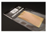 Hauler accessoire vehicule HLH72064 Plaque gravée ALLEMAND Type EARLY pour tous kit 1/72