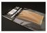 Hauler accessoire vehicule HLH72065 Plaque gravée ALLEMAND Type LATE pour tous kit 1/72