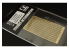 Hauler accessoire vehicule HLU35099 Revetement anti radiation sovietique pour tous kit 1/35