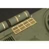 Hauler Kit d'amelioration HLU35060 IS-2 maille de moteur WARTIME pour Kit Tamiya 1/35
