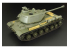 Hauler Kit d'amelioration HLU35058 IS-2 ou JS-2 pour Kit tamiya 1/35