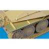 Hauler Kit d'amelioration HLU35034 Aile Hetzer pour Kit tamiya 1/35