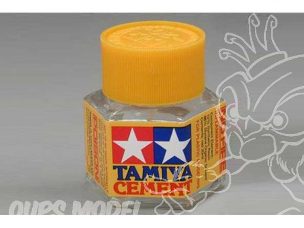 tamiya 87012 colle pinceau