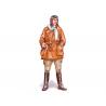 Plus Model Diorama AL4078 Pilote an resine d'un Camel WWI 1/48
