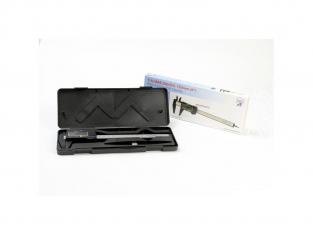 Artesania OUTILLAGE 27057-1 Pied à Coulisse Digital 150mm avec Étui de Protection
