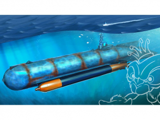 "Hobby Boss maquettes sous-marin 80170 Sous-marin de type ""Kang"" de la marine allemande 1/35"