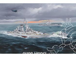 Hobby Boss maquettes bateau 86515 Croiseur Hawaii de l'US Navy CB3 1/350