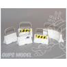 Plus Model 384 BLOCS DE BETON ROUTIERS (COURTS) 1/35