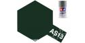 peinture maquette tamiya bombe as13 vert (USAF)