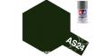 peinture maquette tamiya bombe as24 vert fonce (LUFTWAFFE)