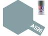 peinture maquette tamiya bombe as26 gris clair (JASDF et US Air Force)