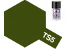 peinture maquette tamiya bombe ts05 olive drab mat