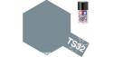 peinture maquette tamiya bombe ts32 gris brumeux mat