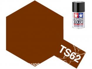 peinture maquette tamiya bombe ts62 marron nato mat