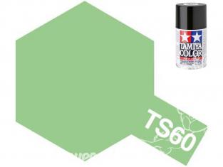 peinture maquette tamiya bombe ts60 vert perle brillant