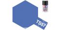 peinture maquette tamiya bombe ts57 bleu violet brillant