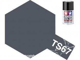 peinture maquette tamiya bombe ts67 gris marine japonaise mat