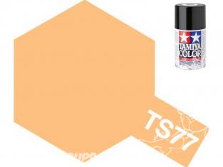 peinture maquette tamiya bombe ts77 chair mat 2