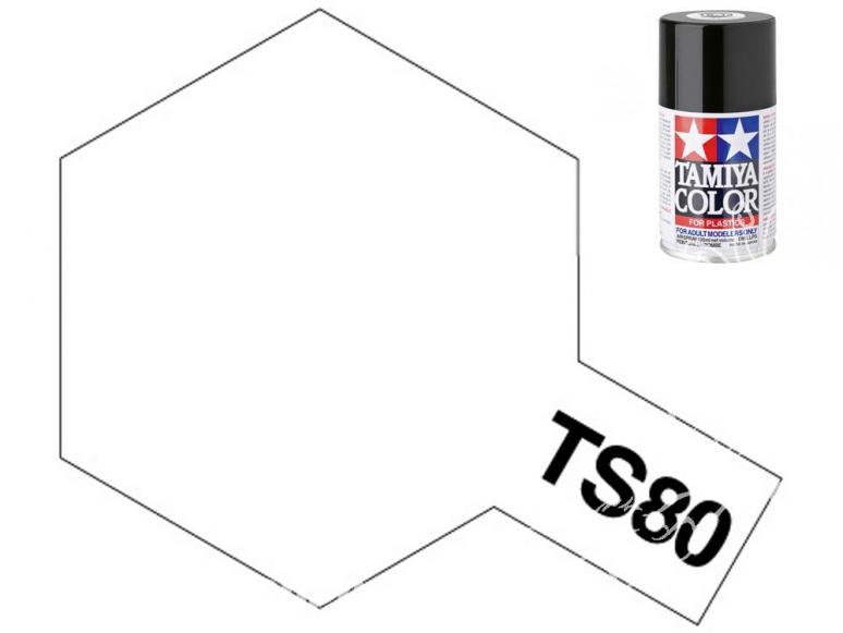 peinture maquette tamiya bombe ts80 Vernis Mat