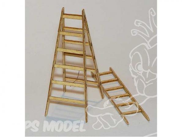 Plus Model 397 échelles 1/35