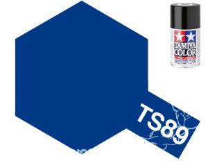 peinture maquette TAMIYA bombe ts89 Bleu Nacre Red Bull brillant