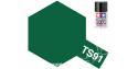 Peinture maquette tamiya bombe ts91 Vert foncé  (JGSDF) mat