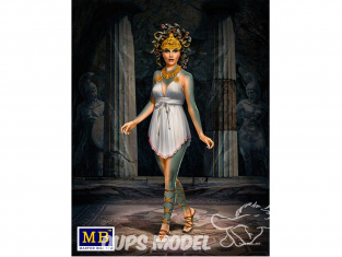 Master Box maquette figurines 24025 MEDUSA SERIE MYTHES DE LA GRECE ANTIQUE 1/24