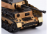 Eduard photodecoupe militaire 36384 Zimmerit Panzer IV Ausf. H Academy 1/35