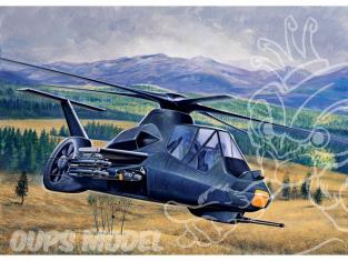 ITALERI maquette Coffret 71058 RAH-66 Comanche 1/72
