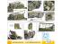 Dragon maquette militaire 75050 Jeep U.S. 1/4 Ton 4x4 avec machine gun calibre .30 / Mitrailleuse 1/6