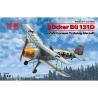 Icm maquette avion 32030 Avion d'entrainement Allemand Bücker Bü 131D WWII 1/32