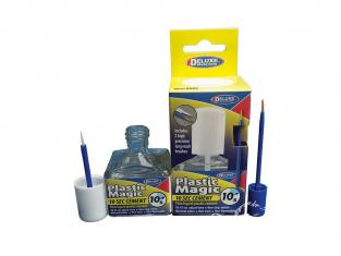 DELUXE MATERIALS colle AD83 colle plastic Magic rapide colle en 10a 15 sec 40ml