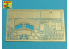 Aber 35K26 Kit amelioration Pz.Kpfw. VI Tigre I Ausf. E s.PzAbt. 501 en Tunisie Tamiya 1/35