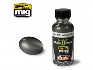 MIG peinture Alclad II 8213 Acier ALC112 30ml