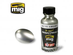 MIG peinture Alclad II 8217 Acier Inox ALC115 30ml
