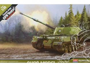 Academy maquettes militaire 13519 K9 Armée finlandaise Moukan 1/35
