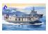 Trumpeter maquette militaire 07301 BARGE DE DEBARQUEMENT LCAC 1/