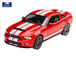 Revell maquette voiture 67044 Model Set Ford Shelby GT500 1/25