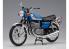Hasegawa maquette moto 21505 Suzuki GT380 B 1/12