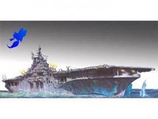 Lindberg maquette Bateau 70826 USS Yorktown 1/525