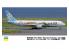HASEGAWA maquette avion 10820 Air Do B767-300 Beardo Hokkaido Jet Limited Edition 1/200